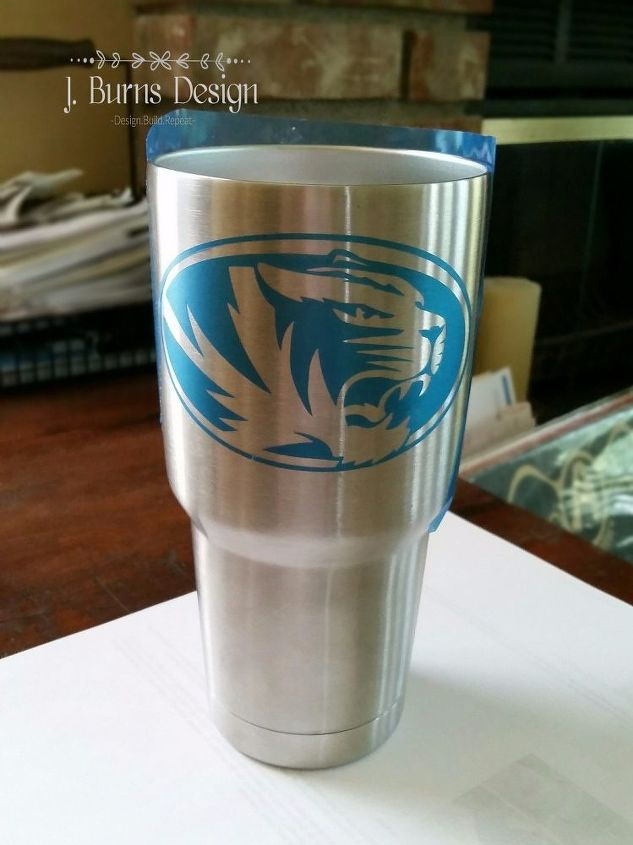 Diy Christmas Gift Etching Stainless Steel Tumblers