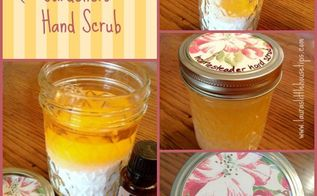 gardeners hand scrub diy gift for farmers homesteaders and garden