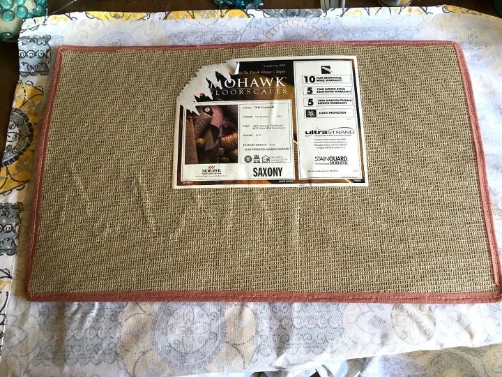 Shower Curtains bathroom shower curtains and rugs : Upgrade Cheap Rugs With Shower Curtains | Hometalk
