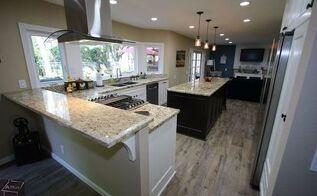 traditional kitchen remodel, home improvement, kitchen cabinets, kitchen design, kitchen island