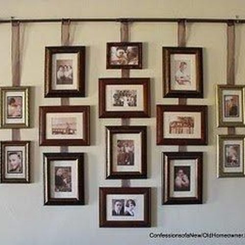 How To Hang Multiple Pictures On Wall any renter friendly wall decor ideas? | hometalk