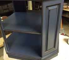 q waxed furniture, painted furniture, painting wood furniture