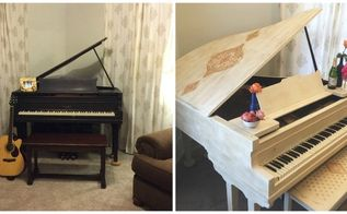 before and after french inspired diy projects, home improvement, living room ideas
