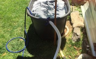 red neck soaker tub, bathroom ideas, ponds water features