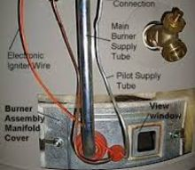 new hot water heater install information, home maintenance repairs, hvac, plumbing, ponds water features