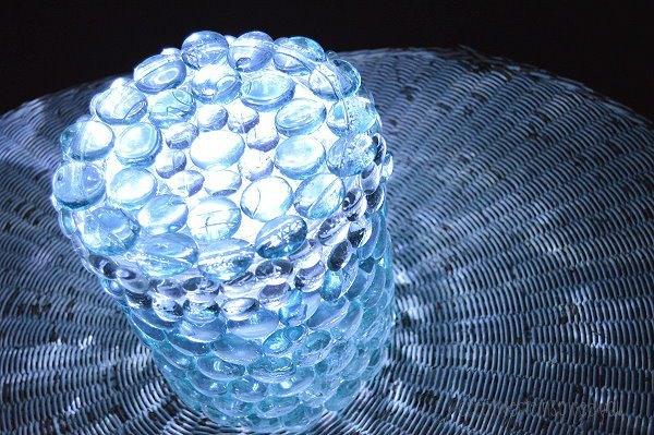 Glass Marble Patio Light Hometalk
