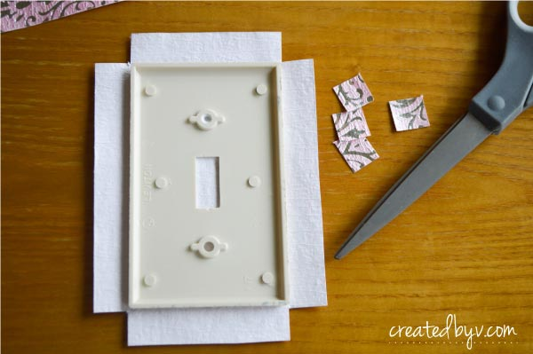 diy decorative switch plates outlet covers crafts decoupage - Decorative Switch Plates