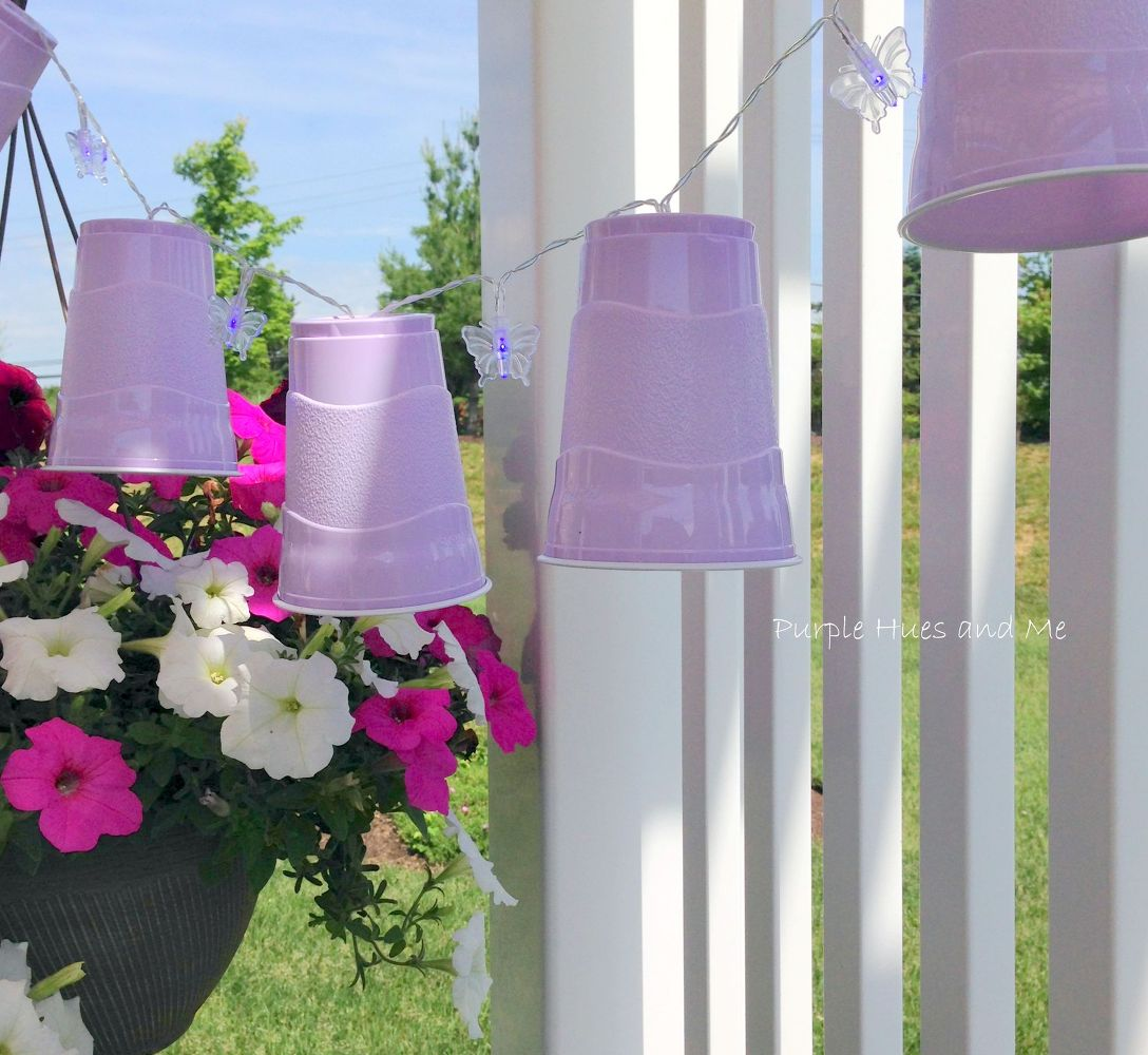 28 Outdoor Lighting Diys To Brighten Up Your Summer: 16 Unexpected Ways To Use Christmas Lights This Summer