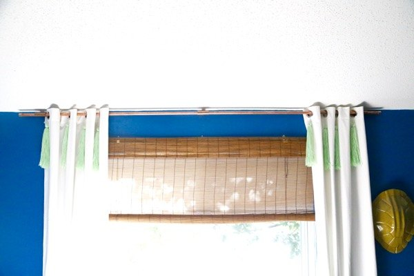 Diy Copper Curtain Rod Hometalk