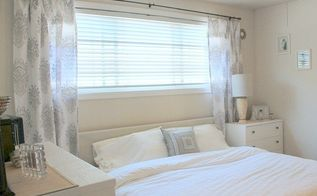 master bedroom makeover, home decor, painted furniture