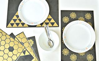 diy laminated placemats, crafts, dining room ideas, how to, tools