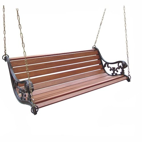 Convert Porch Swing To A Bench Hometalk