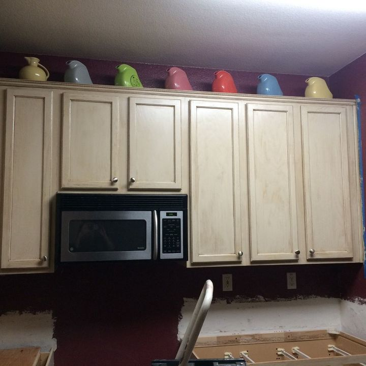 Facelift For Kitchen Cabinets