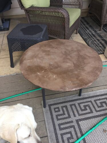 How Can I Transform This Table To Use It On My Deck