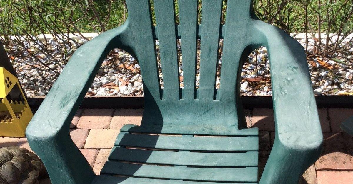 restoring my patio furniture hometalk. Black Bedroom Furniture Sets. Home Design Ideas