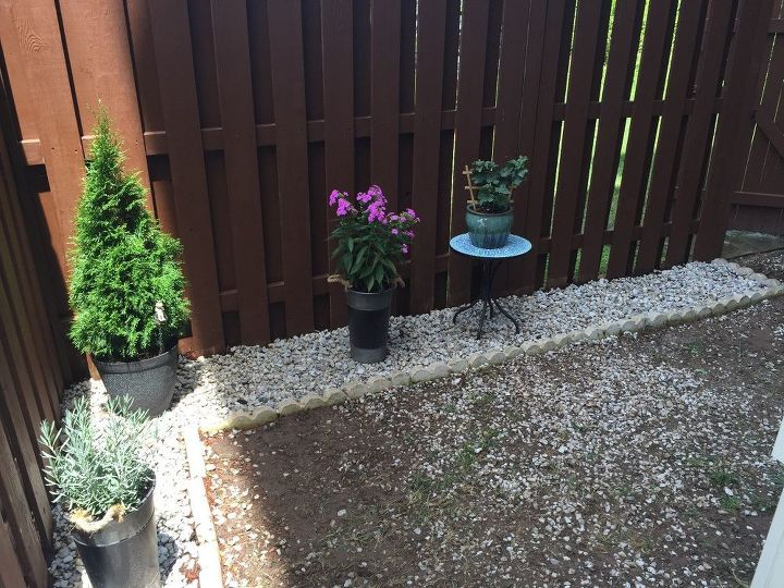backyard makeover diy landscaping project how to landscape outdoor