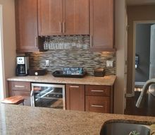 two colors , kitchen cabinets, kitchen design