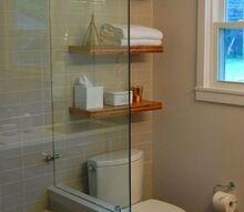 mid century bathroom remodel, bathroom ideas, home improvement, tiling