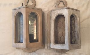 updated rustic sconce, crafts, wall decor