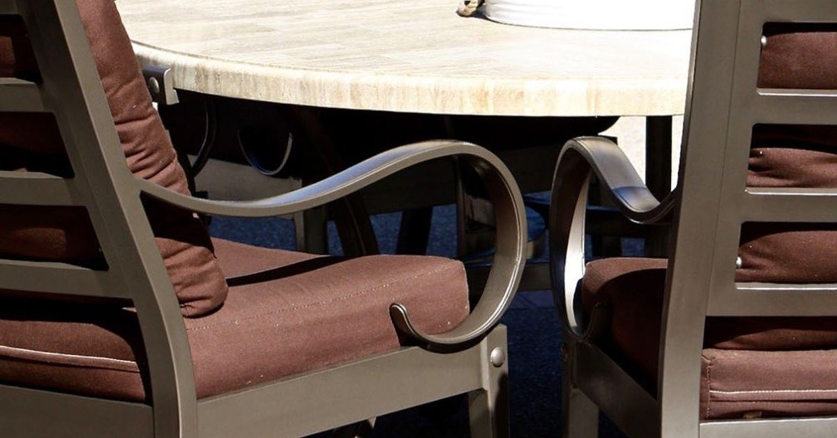 Easy Patio Furniture Update Hometalk
