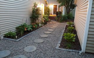 townhouse muddy mess to secret garden, how to, landscape