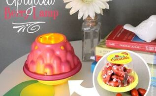 berry awesome upcycled light, crafts, how to, lighting, repurposing upcycling