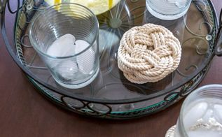 diy coasters trivets using turk s head knot, crafts, how to