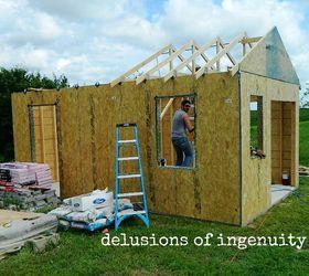 Garden Sheds Eureka Il building the garden shed   hometalk