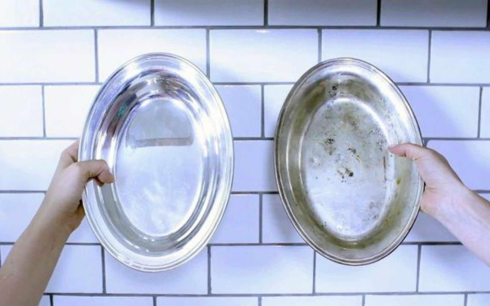 s your quick cleaning plan to get a sparkling home by the weekend, cleaning tips, Quickly clean your silver without polishing