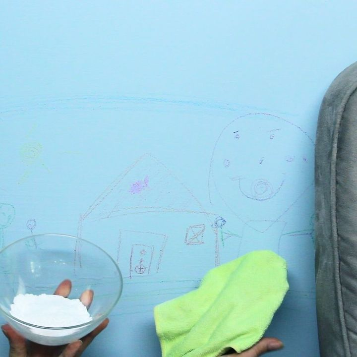 How to remove crayon from your walls hometalk - Remove crayon walls ...