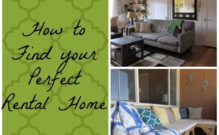 how to find your perfect rental, home decor, how to