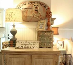 Cottage Details Retain A French Vibe