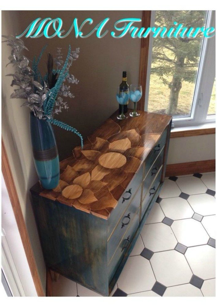 15 Magical Furniture Flips Using Nothing But Unicorn Spit Stain Hometalk