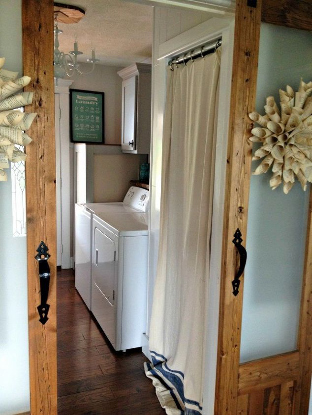 How to hide your ugly water heater hometalk for How to heat your room