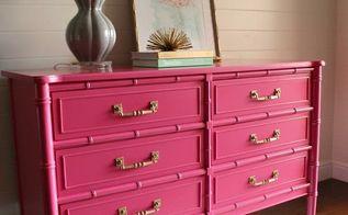peony bali hai dresser, painted furniture