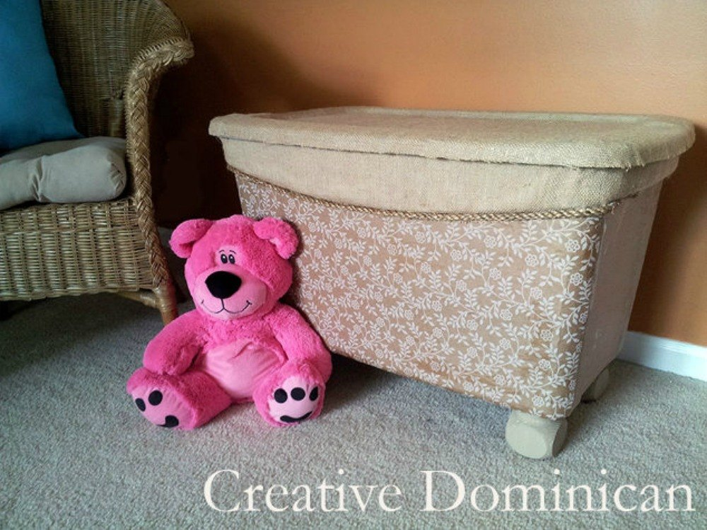 10 Clever Ways To Decorate Plastic Bins Hometalk