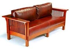 What Can I Do With Mission Style Futon Wood End Pieces