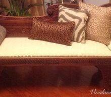 saving grace, painted furniture, reupholster