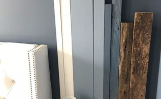 floating nightstand, painted furniture, woodworking projects