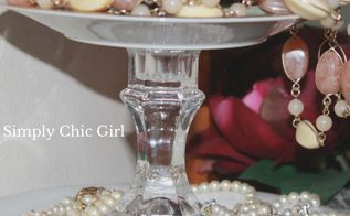 why i created my diy tiered jewelry stand, crafts, how to, organizing, repurposing upcycling