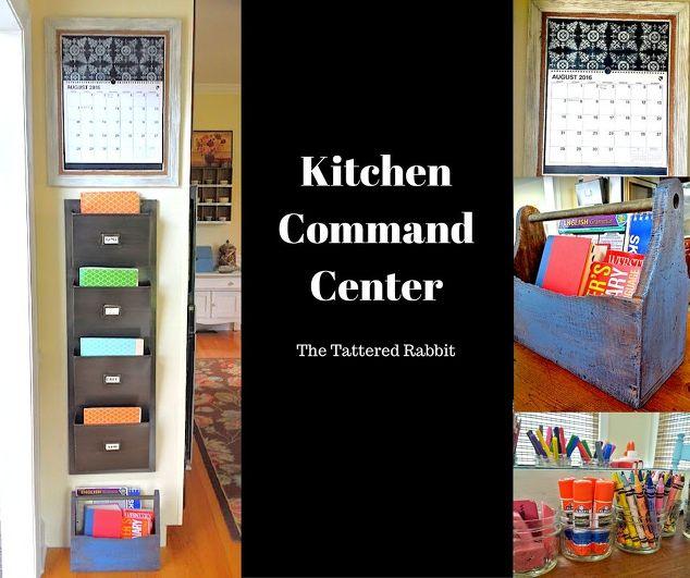 Kitchen Command Center: Kitchen Command Center