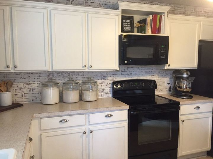 Builder Basic Kitchen Upgrade Hometalk