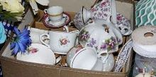 s don t ditch your broken teacups til you see what people do with them, repurposing upcycling