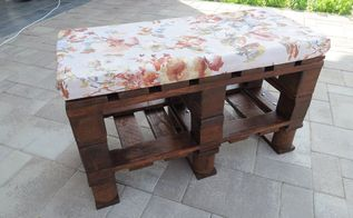how you can do a pallet bench shoerack yourself, how to, outdoor furniture, pallet, repurposing upcycling, woodworking projects