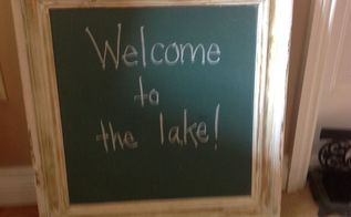 rustic mirror for the lake with cedar rail remnants, crafts, how to, painting, wall decor