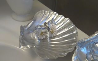 a great meal spraypaint jewlery dish, crafts, how to, organizing