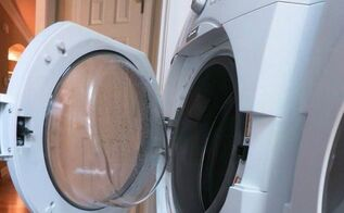 s 11 no scrub ways to clean your washer and dryer, appliances, cleaning tips