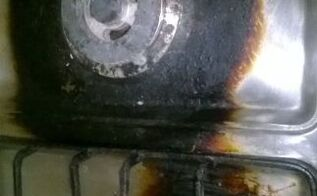 q stovetop, appliances, cleaning tips, house cleaning, Hi need to clean this stovetop