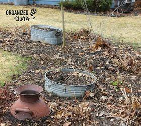 Organized Clutter S 2016 Junk Garden Tour, Container Gardening, Crafts,  Gardening, Landscape