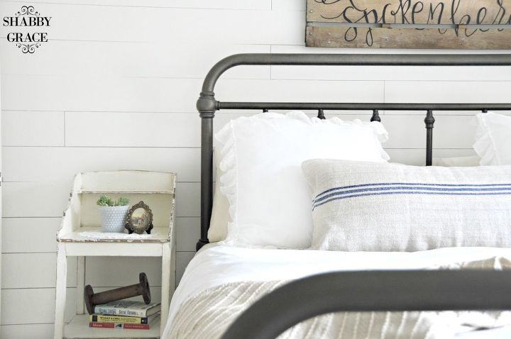 Farmhouse Master Bedroom | Hometalk